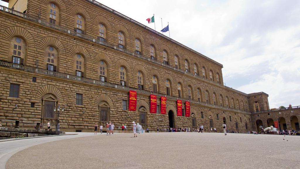Palácio Pitti. Foto de interbeat