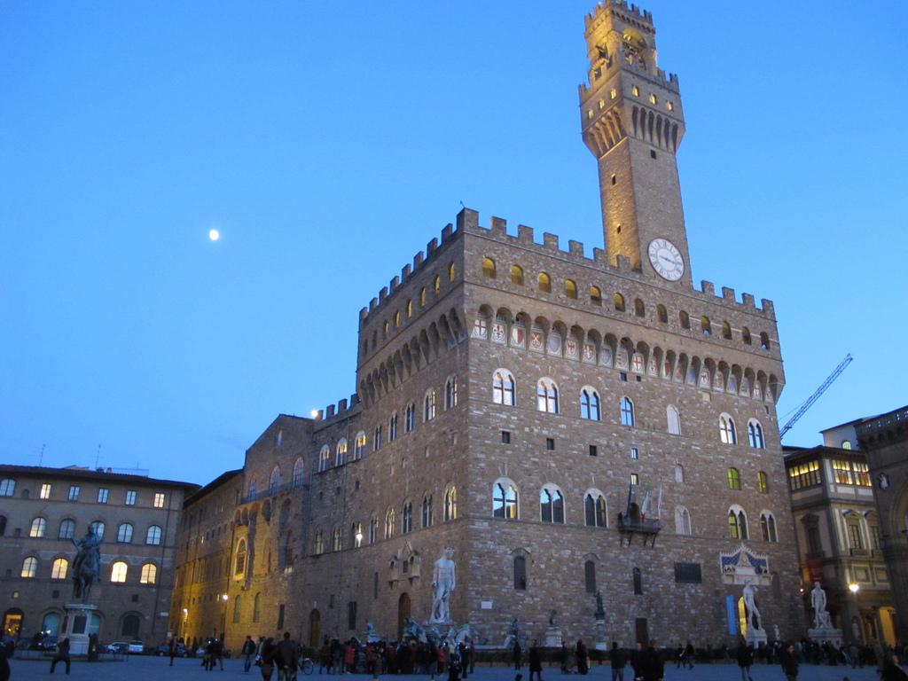 Palazzo Vecchio. Foto de TuscanyArts